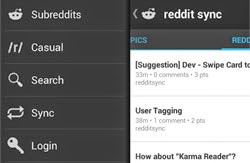 reddit Sync