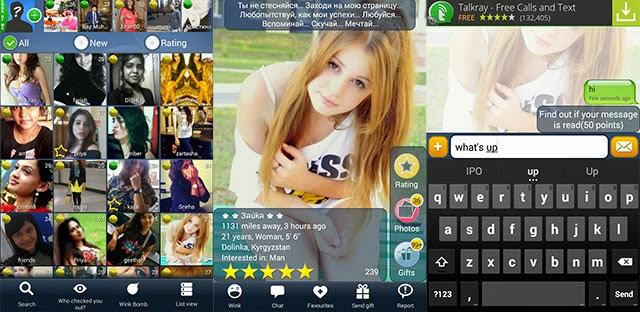 Meet24 Fall in Love app preview