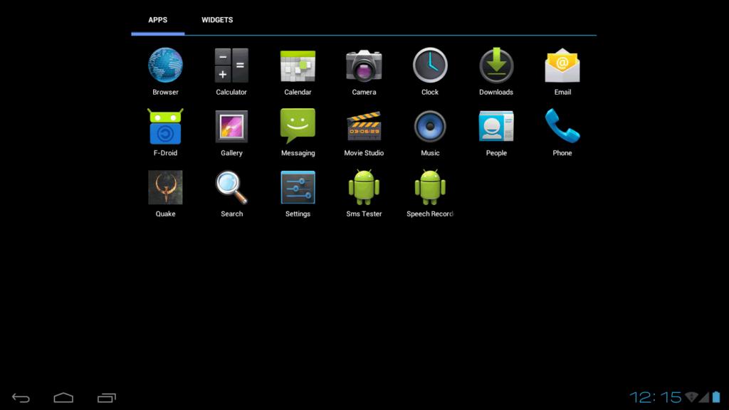 Windroy Screenshot