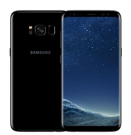 Samsung's Galaxy S8 plus